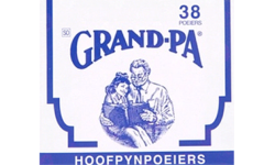 grandpa headache powders